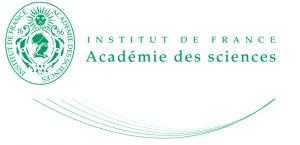 academie des sciences logo