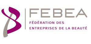 febea logo federation des entreprises beaute