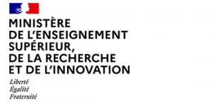 logo ministere enseignement superieur recherche innovation