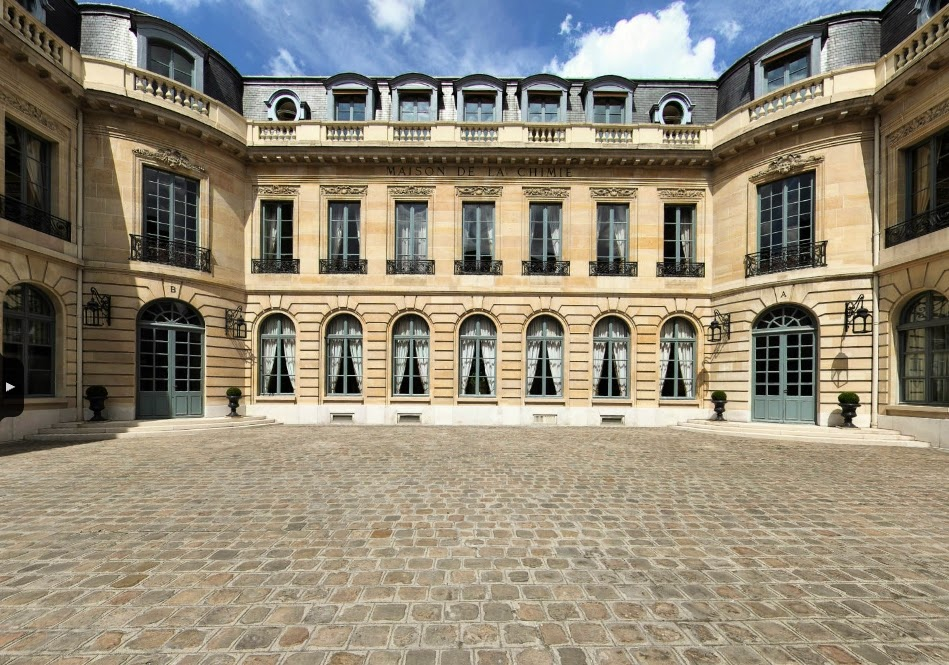 maison chimie paris universite offre job emploi evenements france international